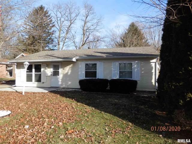 943 N West Street, Galesburg, IL 61401 (#CA997375) :: Paramount Homes QC