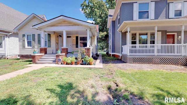 934 S 2ND S Street, Springfield, IL 62704 (#CA997384) :: Paramount Homes QC