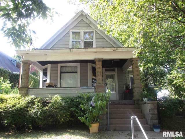 2805 NE Madison Avenue, Peoria, IL 61603 (#PA1211808) :: RE/MAX Preferred Choice