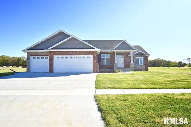 1820 Spartan Dr Street, Chatham, IL 62629 (#CA997406) :: Killebrew - Real Estate Group