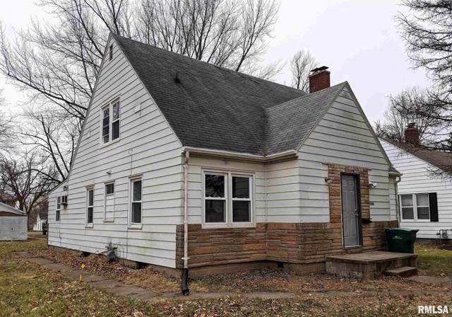427 W Murray Street, Macomb, IL 61455 (#PA1211858) :: Paramount Homes QC