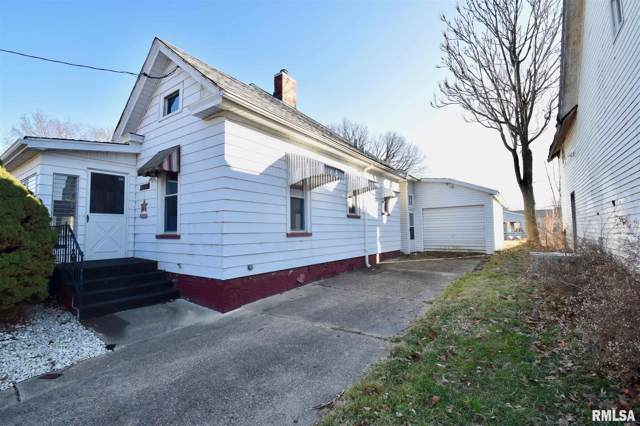 168 W Oak Street, Canton, IL 61520 (#PA1211905) :: Paramount Homes QC