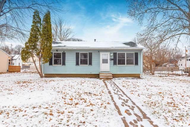 1022 W 13TH Street, Davenport, IA 52804 (#QC4208748) :: Adam Merrick Real Estate