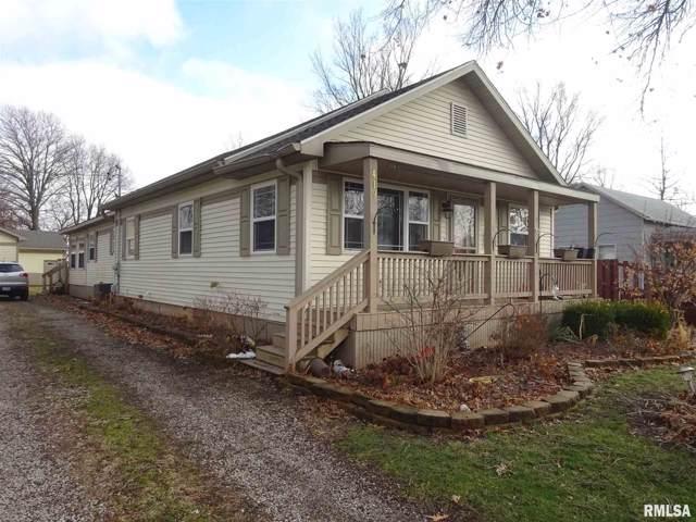 419 S 5TH Street, Auburn, IL 62615 (#CA997459) :: Killebrew - Real Estate Group