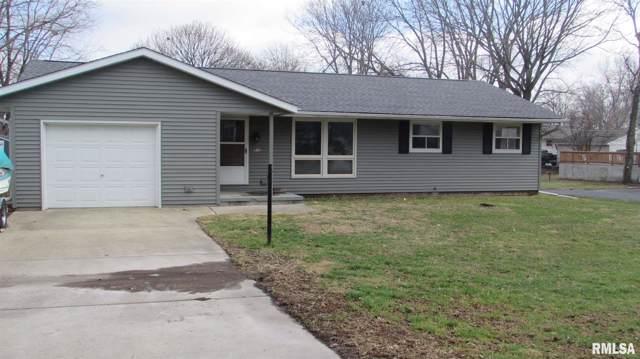 512 S Oak Street, Delavan, IL 61734 (#PA1211927) :: The Bryson Smith Team
