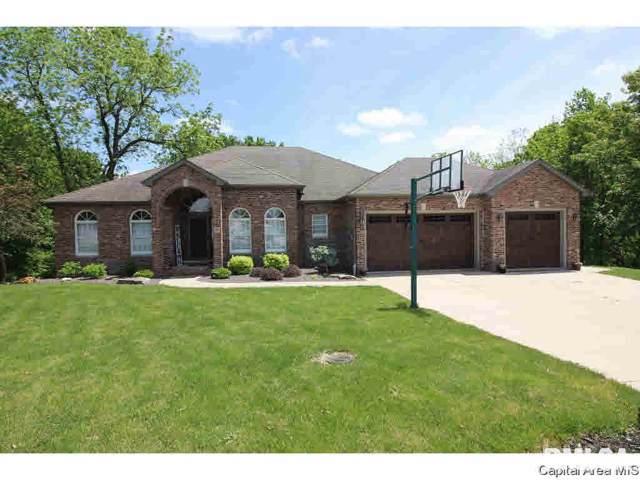 30 Timberline Lane, Sherman, IL 62684 (#CA997500) :: Killebrew - Real Estate Group