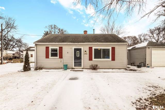 313 E Rosalind Avenue, Peoria Heights, IL 61616 (#PA1211962) :: RE/MAX Preferred Choice