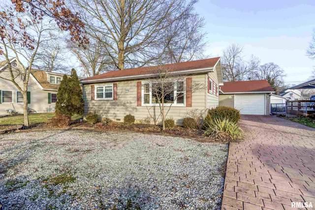 415 N 8TH Street, Auburn, IL 62615 (#CA997507) :: Killebrew - Real Estate Group