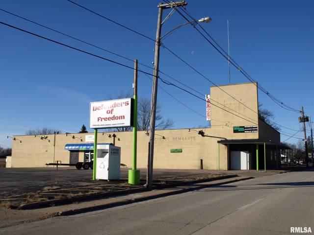 876 W Main, Galesburg, IL 61401 (#CA997512) :: The Bryson Smith Team
