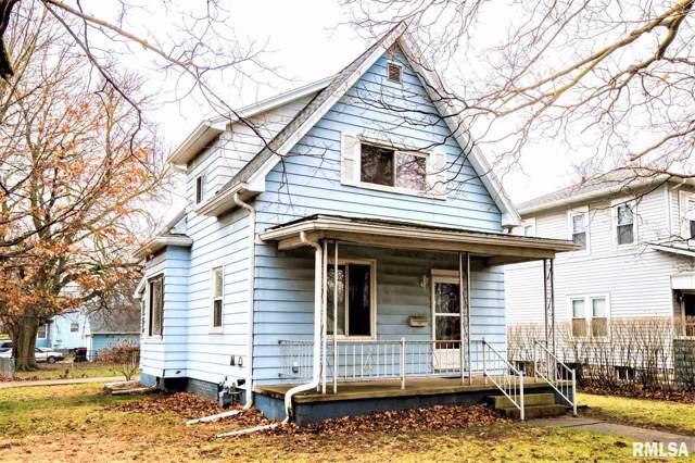 806 Prince Street, Pekin, IL 61554 (#PA1211979) :: Adam Merrick Real Estate