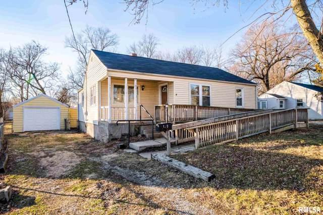 103 Theodore Street, Washington, IL 61571 (#PA1211982) :: Adam Merrick Real Estate