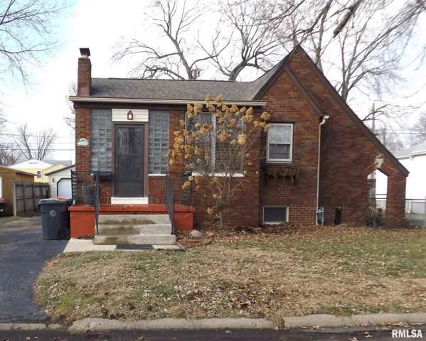 1315 S 7TH Street, Pekin, IL 61554 (#PA1211986) :: Adam Merrick Real Estate