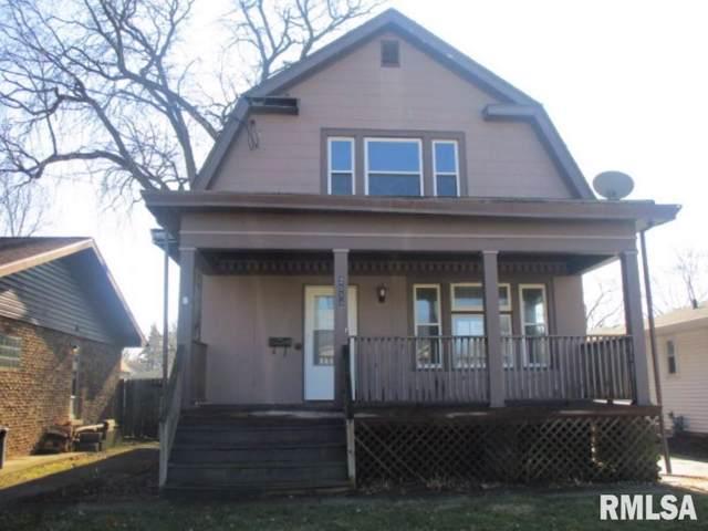 2114 W Clarke Avenue, West Peoria, IL 61604 (#PA1211993) :: The Bryson Smith Team