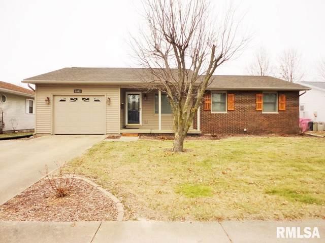 1003 Heights Avenue, Taylorville, IL 62568 (#CA997529) :: Adam Merrick Real Estate