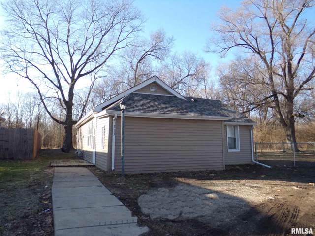 313 1ST Street, South Pekin, IL 61564 (#PA1212006) :: Adam Merrick Real Estate
