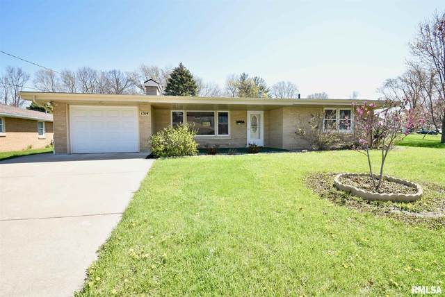 1314 Hilltop Drive, Pekin, IL 61554 (#PA1212015) :: RE/MAX Preferred Choice