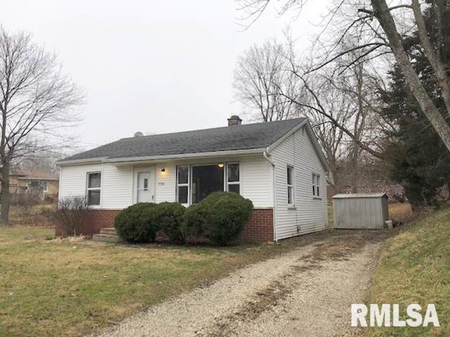 5220 N Montclair Avenue, Peoria Heights, IL 61616 (#PA1212024) :: RE/MAX Preferred Choice