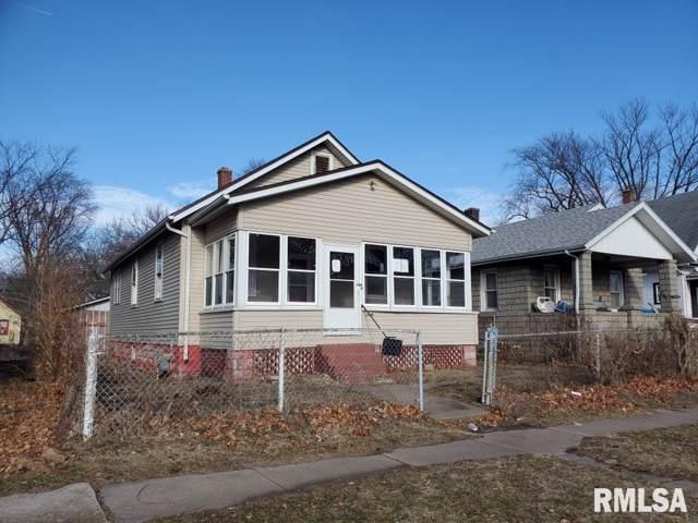 1015 12TH Avenue, Rock Island, IL 61201 (#QC4208868) :: Adam Merrick Real Estate