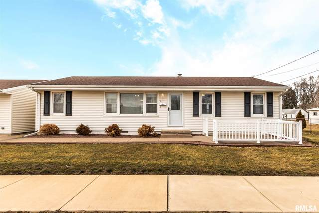 511 N Benedict Street, Chillicothe, IL 61523 (#PA1212041) :: The Bryson Smith Team