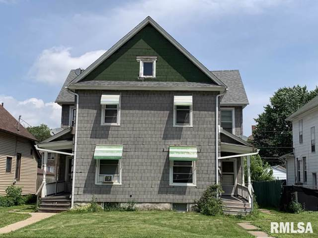 1436 W 15TH Street, Davenport, IA 52804 (#QC4208897) :: Paramount Homes QC