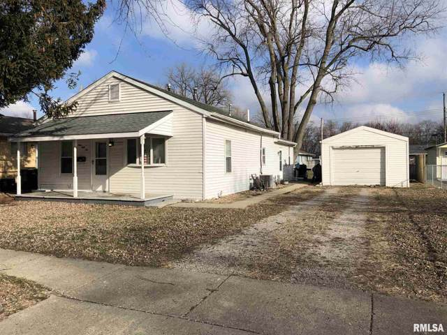 952 N Ohio Street, Springfield, IL 62702 (#CA997577) :: Killebrew - Real Estate Group