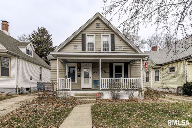 117 W Cedar Street, Springfield, IL 62704 (#CA997585) :: Killebrew - Real Estate Group