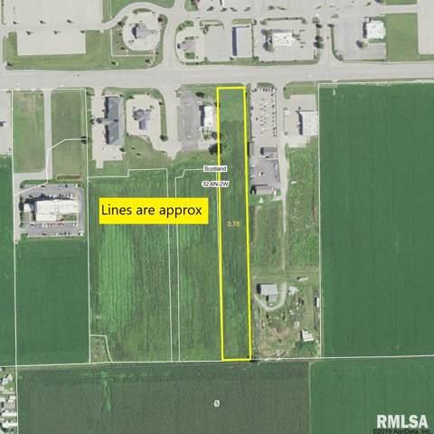1707 E Jackson, Macomb, IL 61455 (#PA1212094) :: Killebrew - Real Estate Group