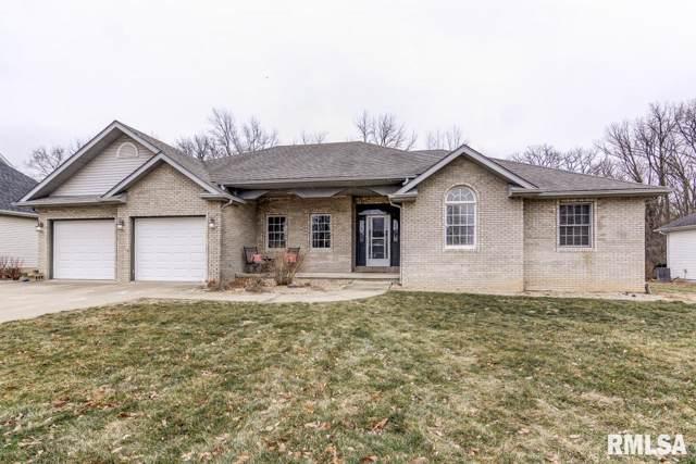 15060 Woodland Trail Drive, Auburn, IL 62615 (#CA997589) :: Killebrew - Real Estate Group