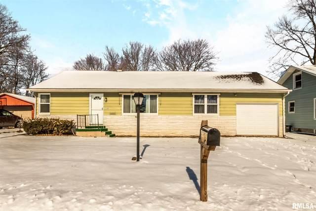 112 E Douglas Street, Princeville, IL 61559 (#PA1212096) :: The Bryson Smith Team