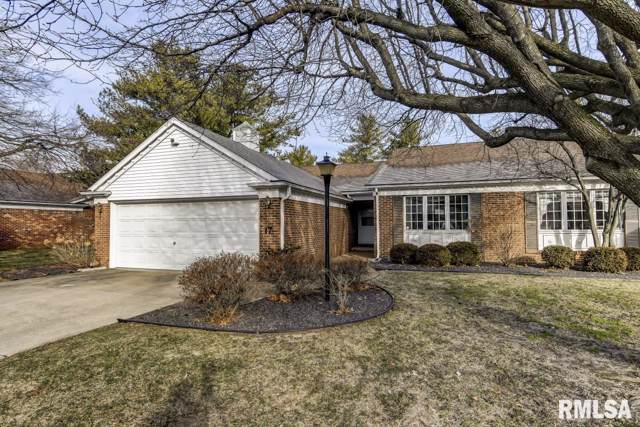 17 Turnberry Place, Springfield, IL 62704 (#CA997592) :: Killebrew - Real Estate Group