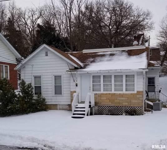236 Diagonal Street, Savanna, IL 61074 (#QC4208920) :: Killebrew - Real Estate Group