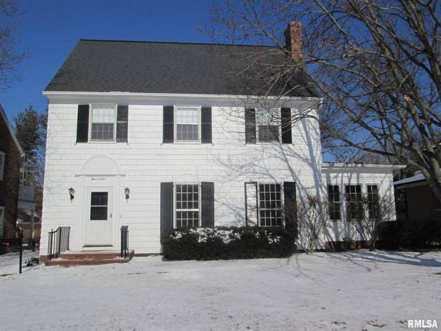 305 W Hollyridge Circle, Peoria, IL 61614 (#PA1212103) :: Killebrew - Real Estate Group