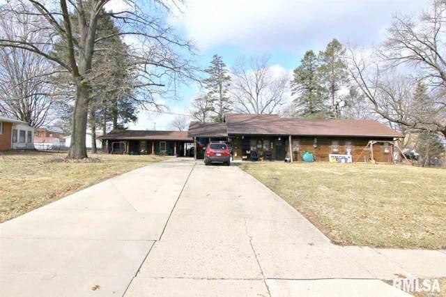 108 & 110 N Spruce Street, Washington, IL 61571 (#PA1212106) :: Killebrew - Real Estate Group