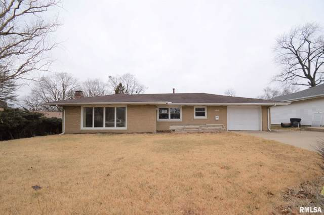 3909 N Sterling Avenue, Peoria, IL 61615 (#PA1212107) :: Killebrew - Real Estate Group