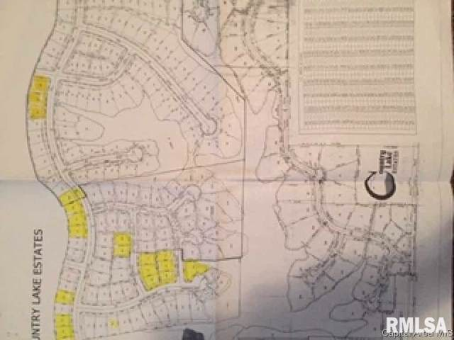 Lot 157 Gristmill, Athens, IL 62613 (#CA997607) :: Paramount Homes QC