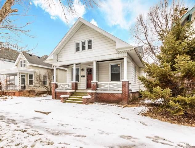 1806 W Sherman Avenue, Peoria, IL 61606 (#PA1212120) :: RE/MAX Preferred Choice