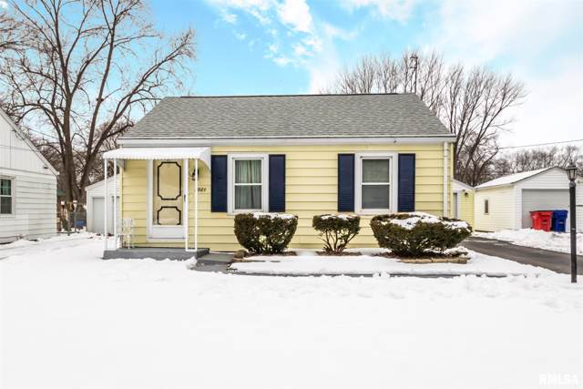 5021 N Best Street, Peoria Heights, IL 61616 (#PA1212127) :: RE/MAX Preferred Choice