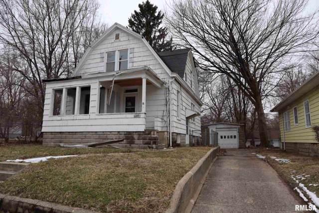 620 Spitznagle Avenue, Peoria, IL 61603 (#PA1212211) :: RE/MAX Preferred Choice