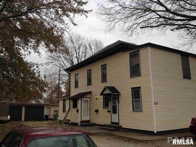 215 Amanda Street, Pekin, IL 61554 (#PA1212241) :: RE/MAX Preferred Choice
