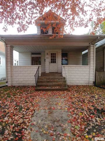 406 E Arcadia Avenue, Peoria, IL 61603 (#PA1212274) :: Paramount Homes QC