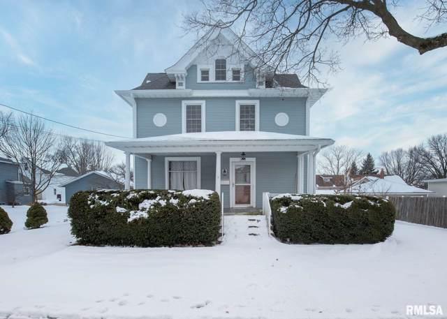 300 W North Street, Geneseo, IL 61254 (#QC4209070) :: Paramount Homes QC