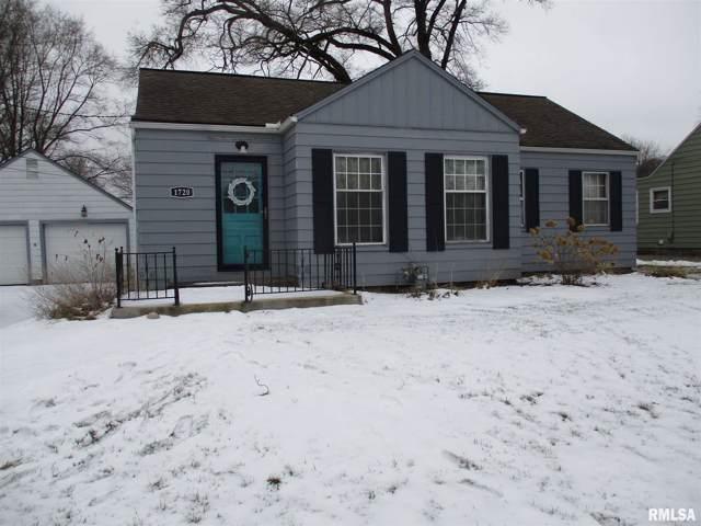 1720 E Terrace View Lane, Peoria Heights, IL 61616 (#PA1212281) :: Adam Merrick Real Estate