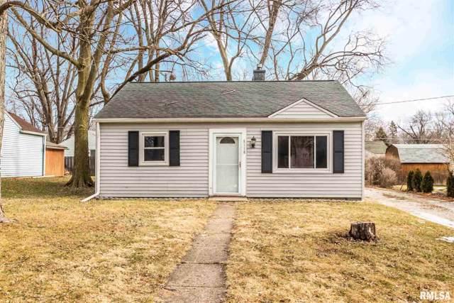 5110 N Robert Road, Peoria Heights, IL 61616 (#PA1212307) :: Adam Merrick Real Estate