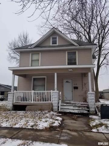 618 12TH Street, Rock Island, IL 61201 (#QC4209121) :: Paramount Homes QC