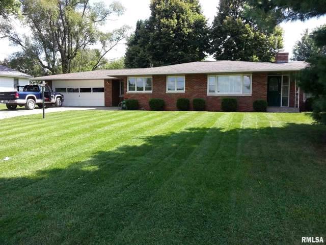 452 E Pearl Street, Farmington, IL 61531 (#PA1212364) :: The Bryson Smith Team