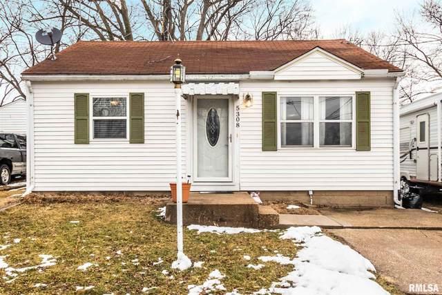 5308 N Glen Elm Drive, Peoria Heights, IL 61616 (#PA1212385) :: Adam Merrick Real Estate