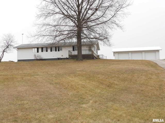 13323 N Cty Hwy 9 Highway, Lewistown, IL 61542 (#PA1212423) :: The Bryson Smith Team