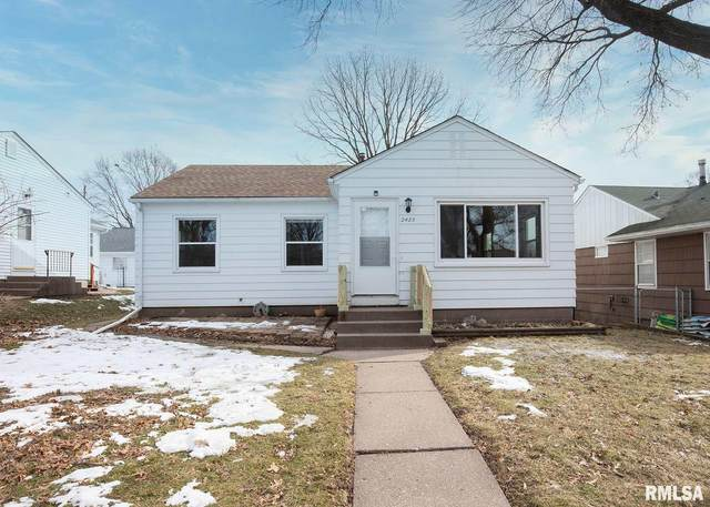 2423 Madison Street, Davenport, IA 52804 (#QC4209179) :: Paramount Homes QC