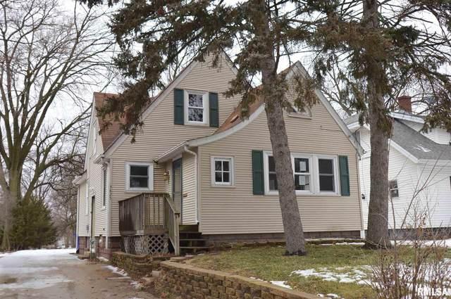 3825 N Monroe Avenue, Peoria Heights, IL 61616 (#PA1212430) :: Adam Merrick Real Estate