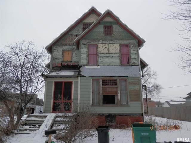 701 N Prairie Street, Galesburg, IL 61401 (#CA997862) :: Paramount Homes QC